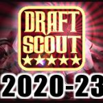 08-12-19 Draft Scout Master Excel Export 2020-2023, 9,150 Combined Players - All Divisions