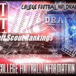11-11-20 Draft Scout Weekly – Single Copy Nov 11, 2020 Draft Scout Weekly, All Files